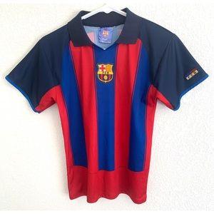 Futbol Club Barcelona jersey children's kid's L